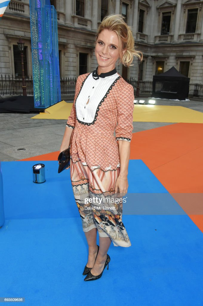 Emilia Fox attends the Royal Academy Of Arts Summer Exhibition preview party at Royal Academy of Arts on June 7, 2017 in London, England.