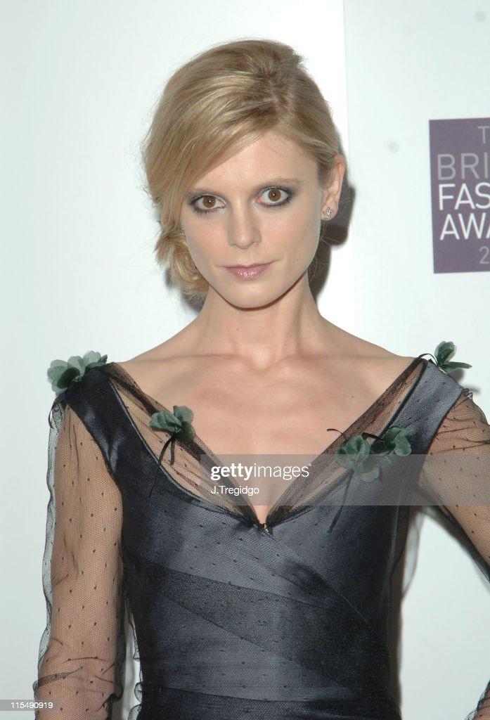British Fashion Awards 2005 - Arrivals
