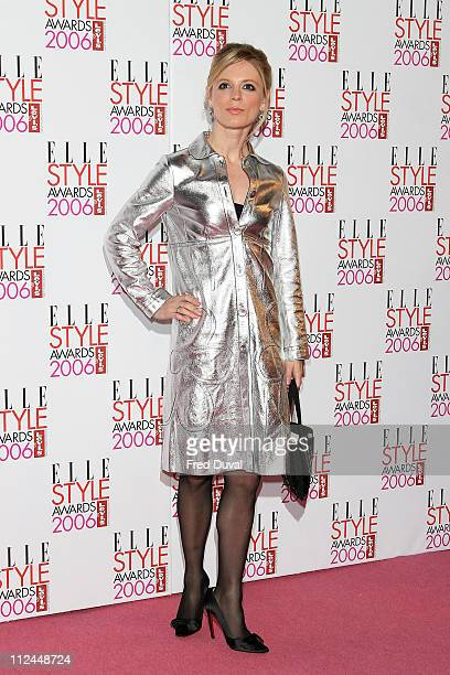 Emilia Fox during ELLE Style Awards 2006 Arrivals at Atlantis Gallery in London Great Britain
