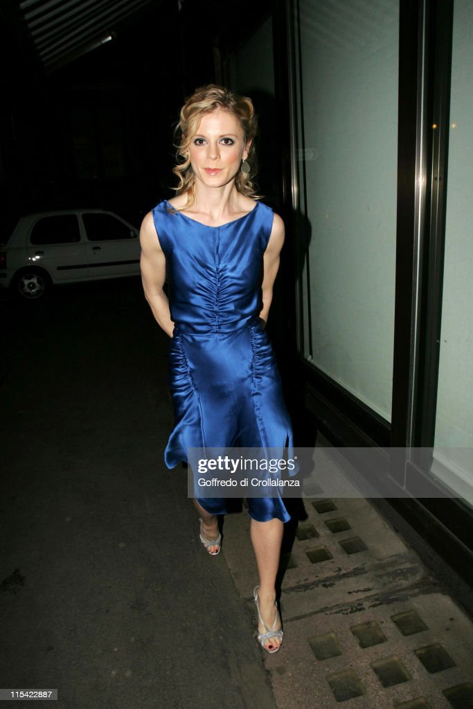 Pre-BAFTA Party for Vogue at the Cecconi Restaurant - February 17, 2006