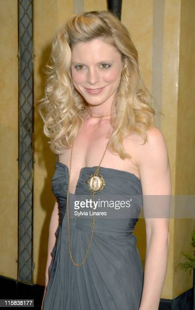 Emilia Fox during The British Academy Television Craft Awards Outside Arrivals April 22 2007 at The Dorchester in London Great Britain