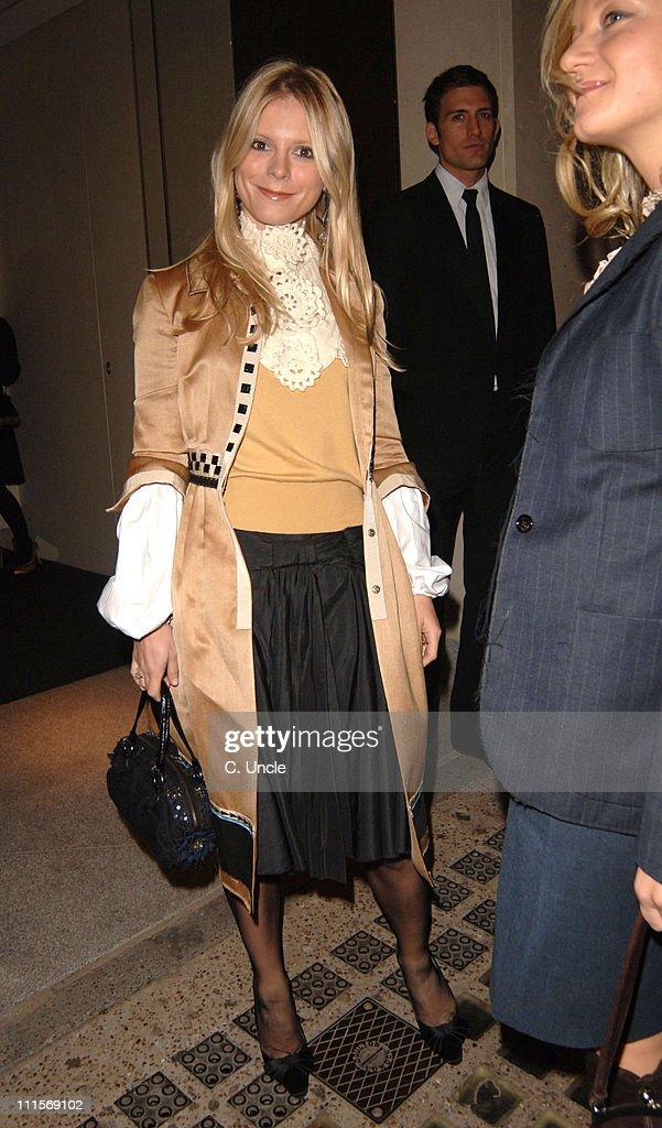 Vogue List Party - November 8, 2005