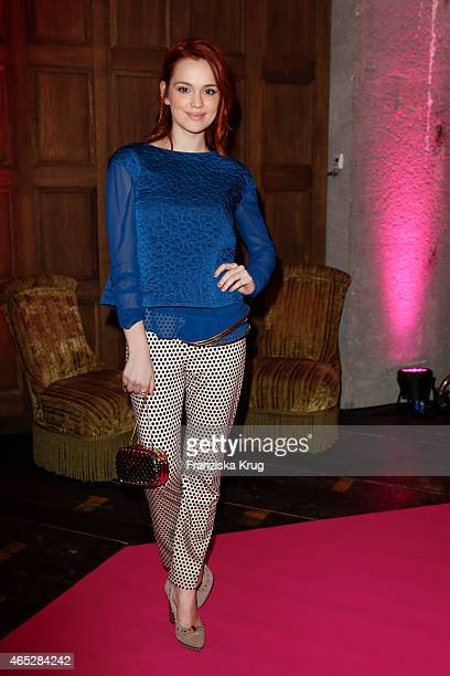 Emilia Schuele attends the JT Touristik Celebrates ITB Party on March 05 2015 in Berlin Germany