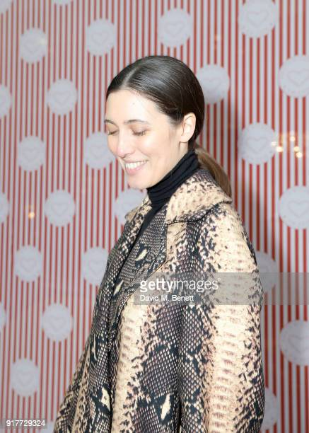 Emilia Wickstead is unveiled as The May Fair Hotel's Designer In Residence to celebrate the tenth anniversary of the hotel being The Official Hotel...