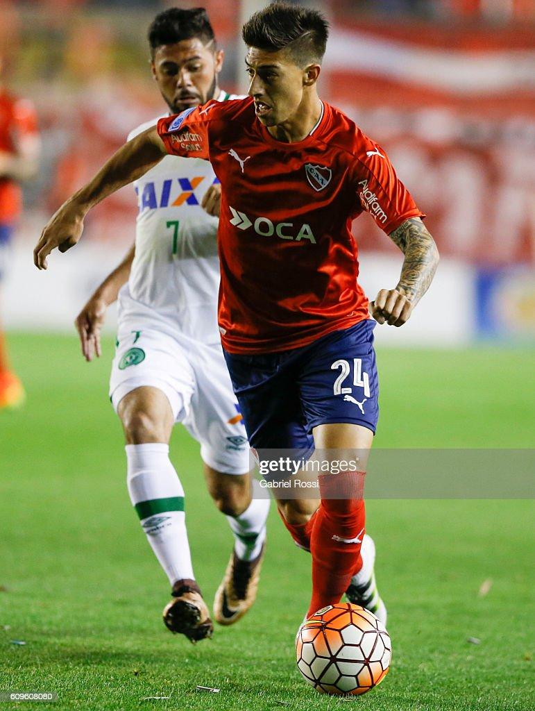 Independiente v Chapecoense - Copa Sudamericana 2016