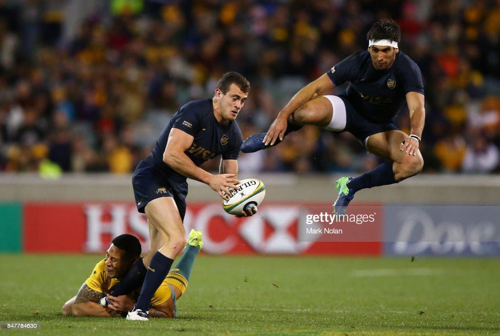 Australia v Argentina - The Rugby Championship