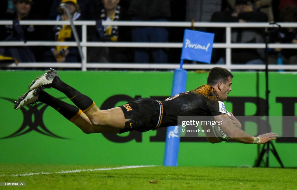 Super Rugby Semi Final - Jaguares v Brumbies : News Photo