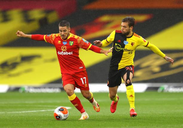 Watford FC v Norwich City - Premier League