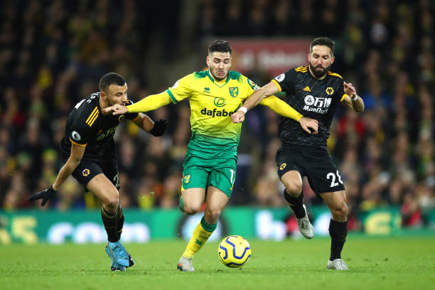 Norwich City v Wolverhampton Wanderers - Premier League