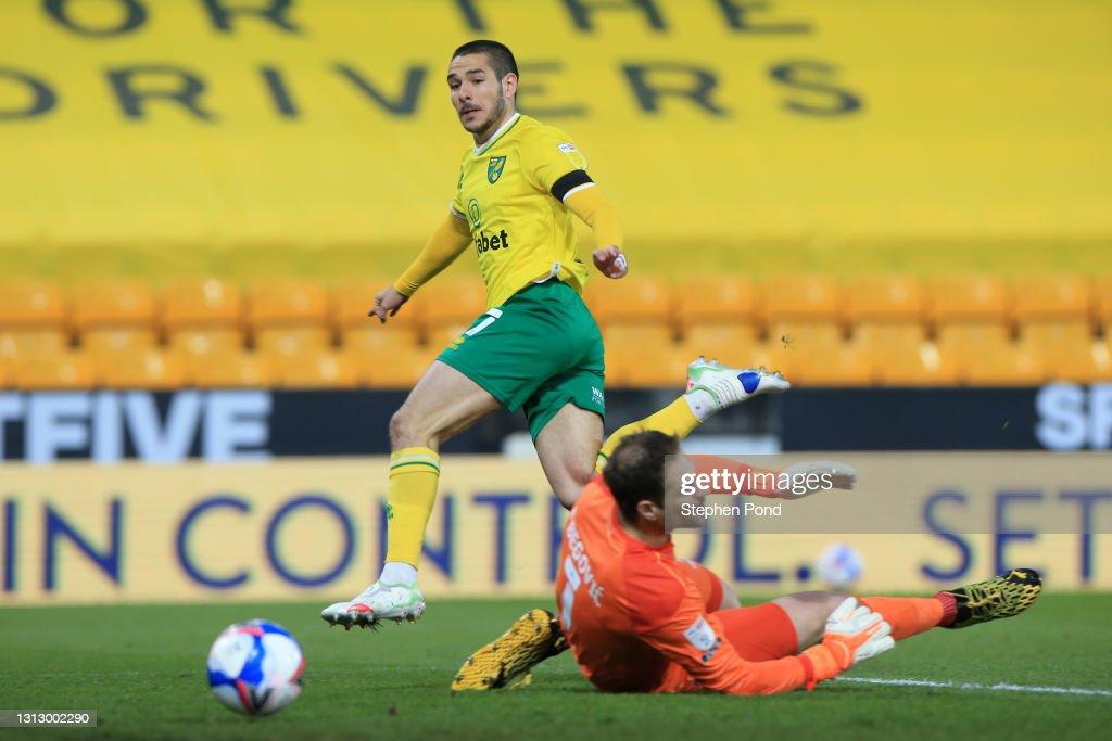 Norwich City v AFC Bournemouth - Sky Bet Championship : News Photo