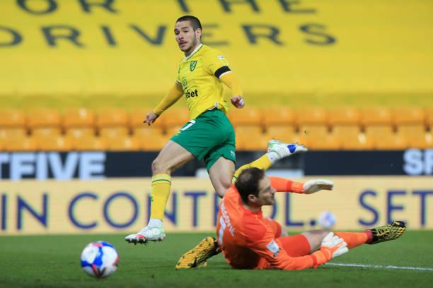 GBR: Norwich City v AFC Bournemouth - Sky Bet Championship