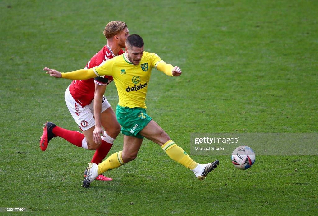 Bristol City v Norwich City - Sky Bet Championship : ニュース写真