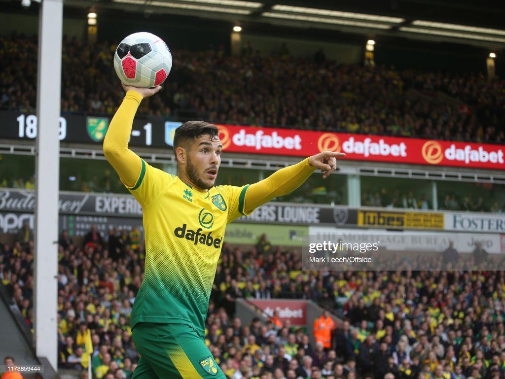 Norwich City v Aston Villa - Premier League : News Photo