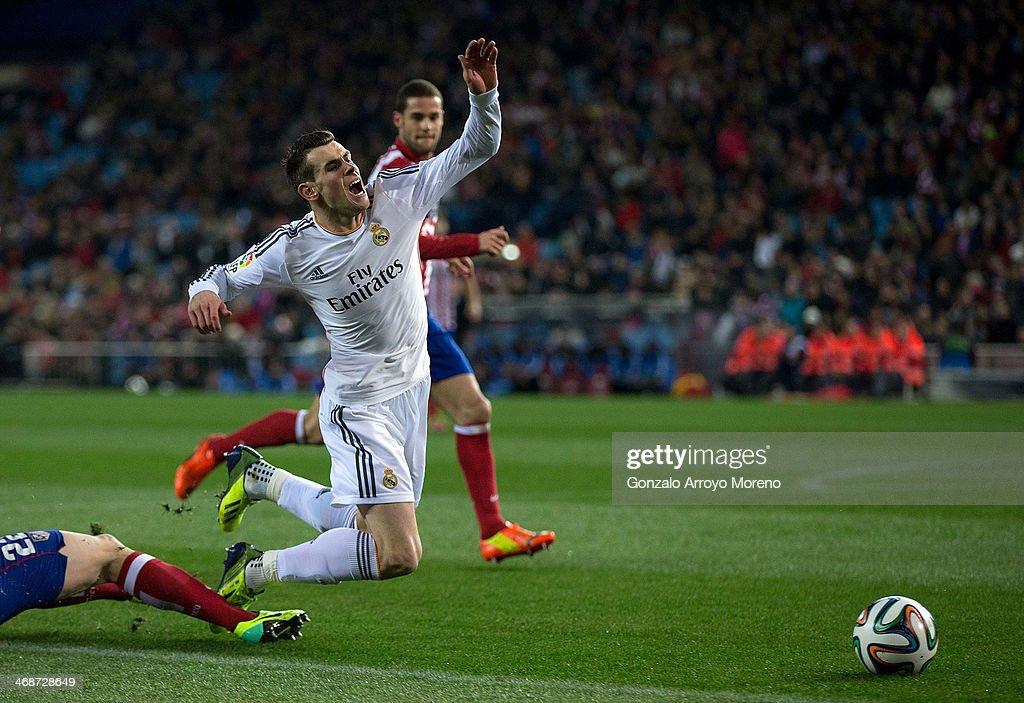 Atletico Madrid v Real Madrid - Copa del Rey: Semi Final - Second Leg