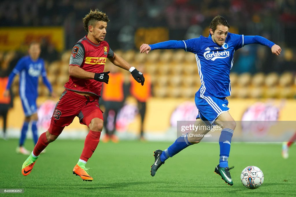 FC Nordsjalland v FC Copenhagen - Danish Alka Superliga : News Photo