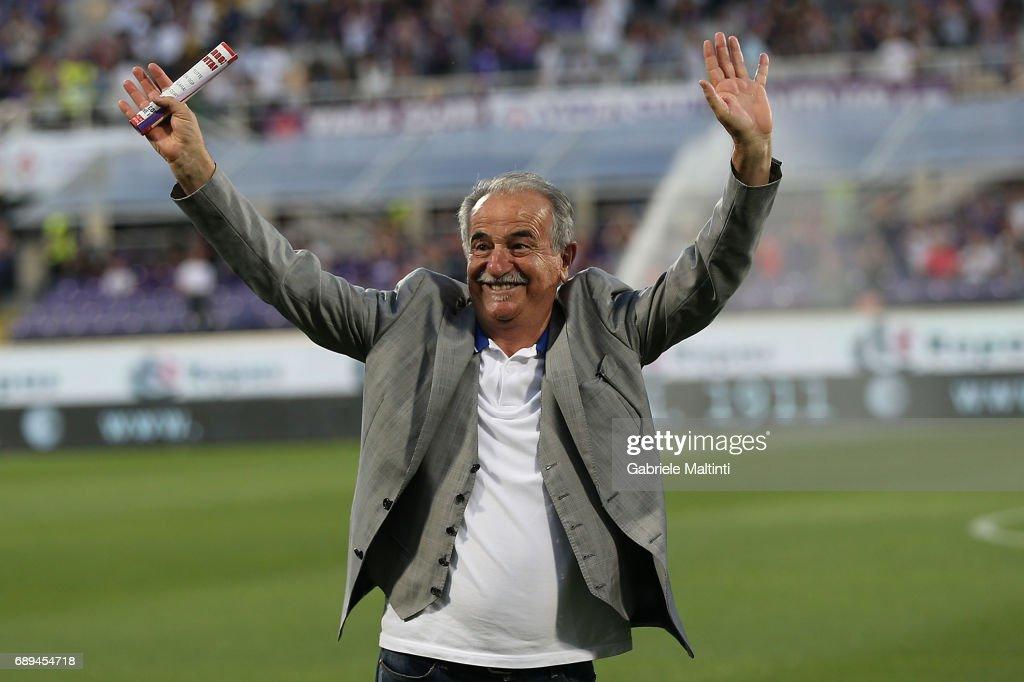 ACF Fiorentina v Pescara Calcio - Serie A : News Photo