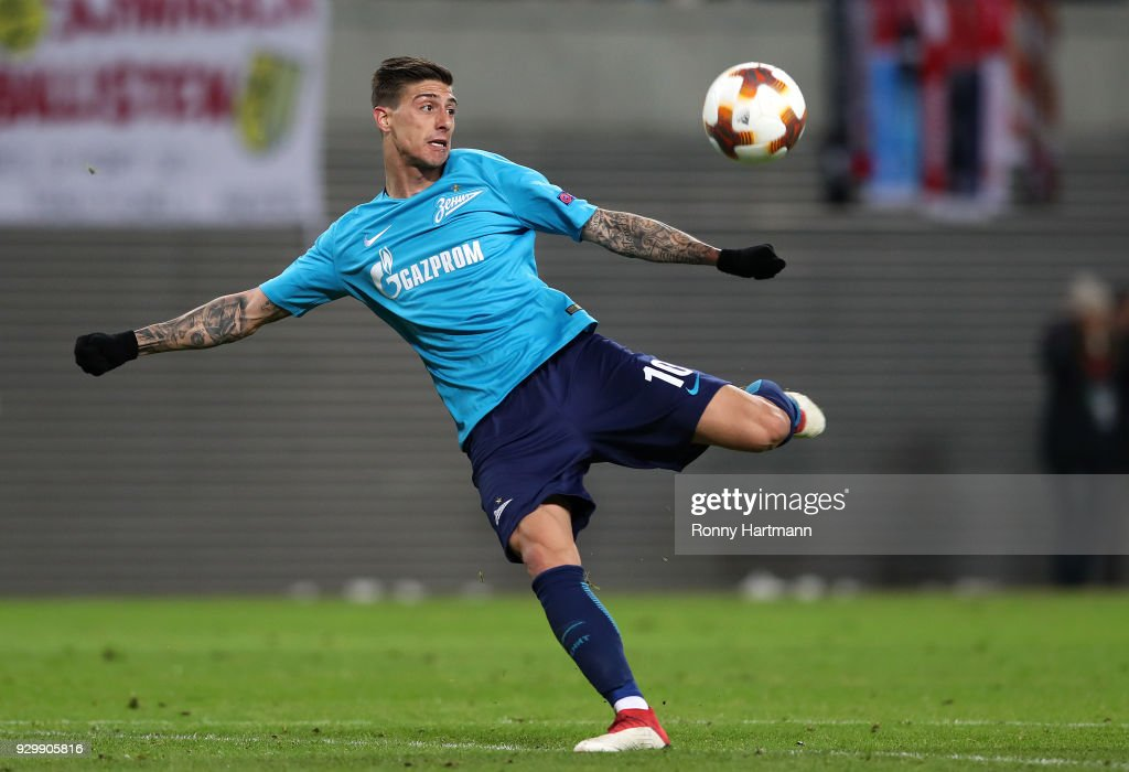 RB Leipzig v Zenit St Petersburg - UEFA Europa League Round of 16: First Leg