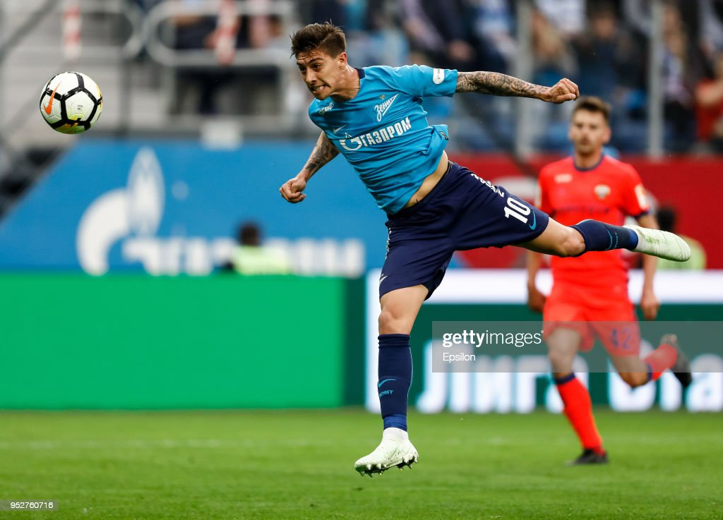FC Zenit Saint Petersburg vs FC CSKA Moscow - Russian Premier League