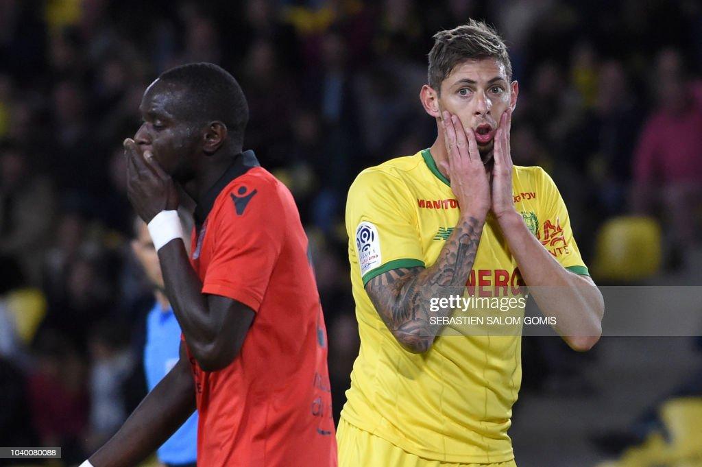 FC Nantes v OGC Nice - Ligue 1