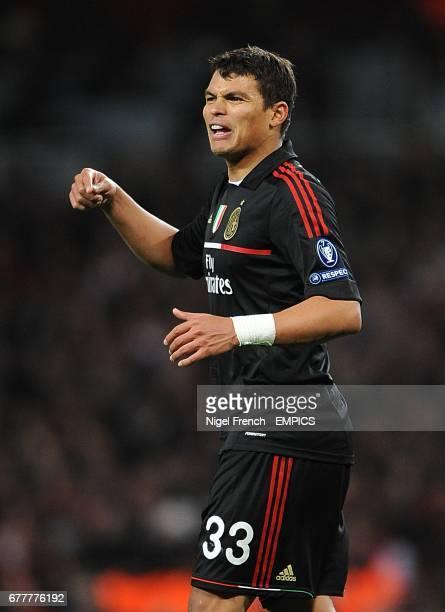 Emiliano Thiago Silva AC Milan