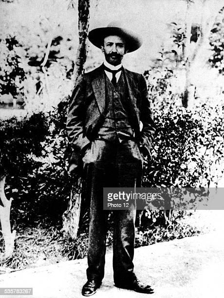 Emiliano Zapata's advisor Licenciado Soto y Gama Early 20th Mexico