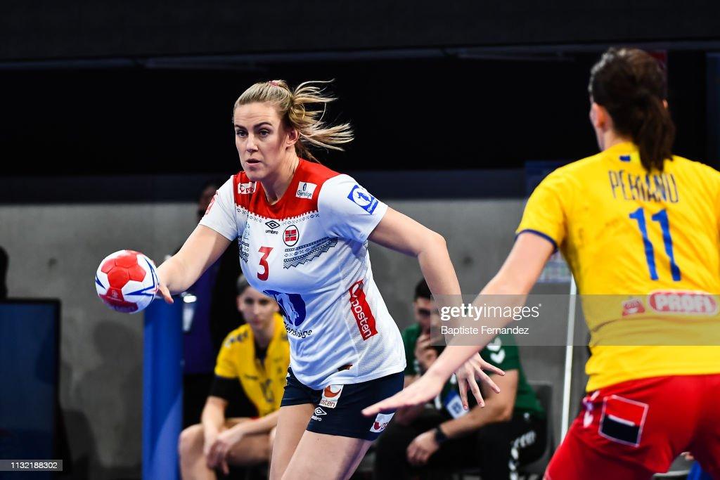 FRA: Norway v Romania - Golden League