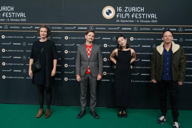"CHE: ""Davos"" Photocall - 16th Zurich Film Festival"