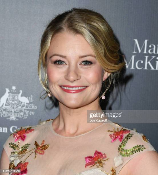 Emilie de Ravin attends the 16th Annual G'Day USA Los Angeles Gala at 3LABS on January 26 2019 in Culver City California