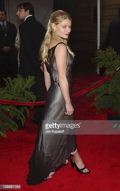 Emilie de Ravin during 31st Annual People's Choice Awards Arrivals at Pasadena Civic Auditorium in Pasadena California United States
