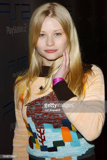 Emilie De Ravin during Playstation 2 E3 Party 'Playa Del Playstation' Arrivals at Viceroy Hotel in Santa Monica CA United States
