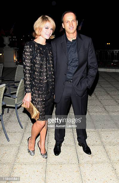 Emilie Dequenne and her new boyfriend arriving for the Jury Of Palmares photocall held at the Casino of Deauville during the 35th American Film...