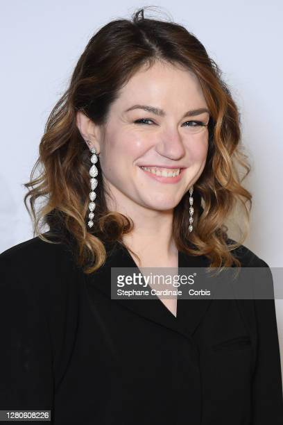 Emilie Dequenne attends the tribute to the brothers Jean-Pierre Dardenne and Luc Dardenne at the 12th Film Festival Lumiere In Lyon on October 16,...