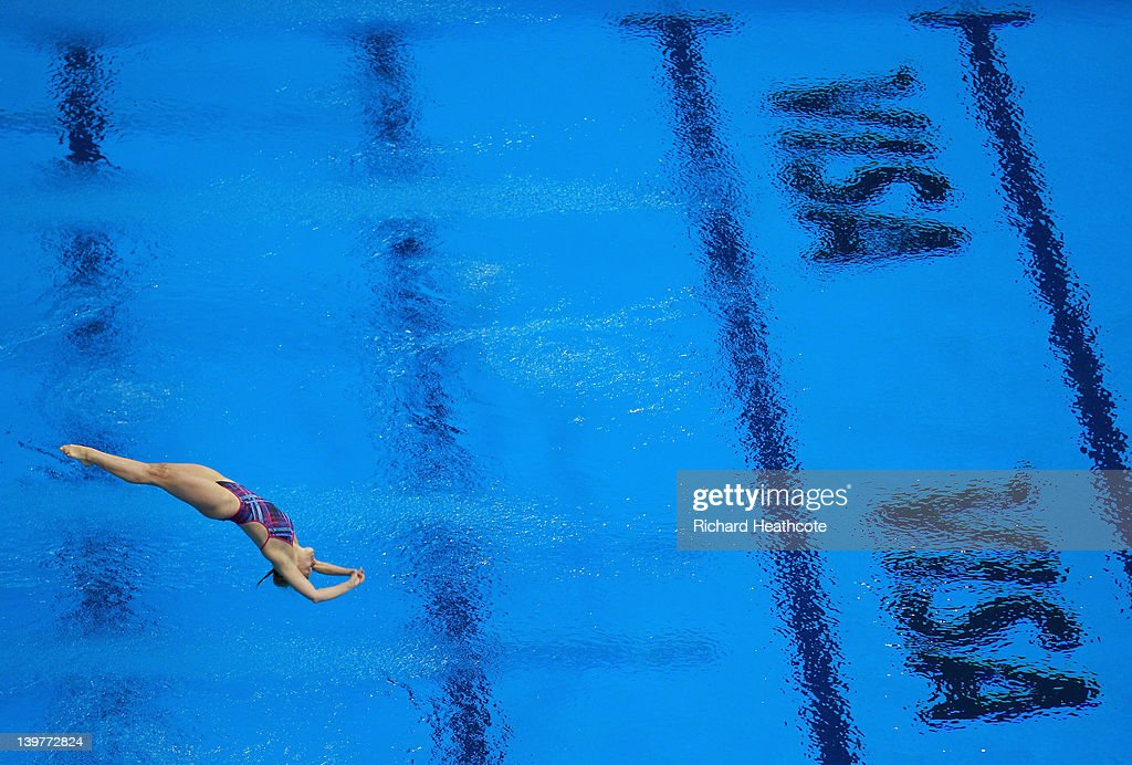 18th FINA Visa Diving World Cup - LOCOG Test Event for London 2012: Day Five