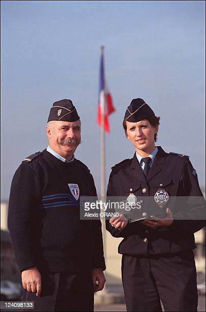 Emilie She's a policewoman and she's proud of it in France on January 31 2002 Emilie at the Ecole Nationale de Police 21year policewoman Emilie works...