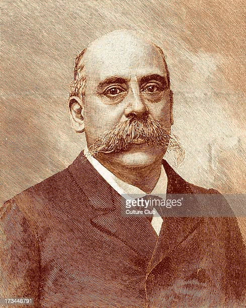 Emilio Castelar y Ripoll portrait Spanish republican politician and president of the First Spanish Republic 7 September 1832 – 25 May 1899