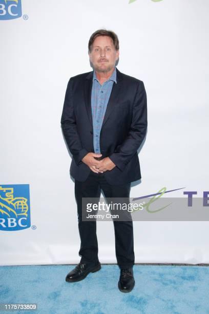 Emilio Estevez attends WE Day Toronto 2019 held at Scotiabank Arena on September 19 2019 in Toronto Canada