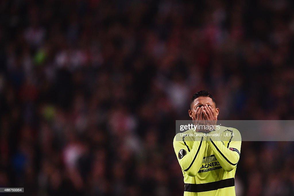 AFC Ajax v Celtic FC - UEFA Europa League