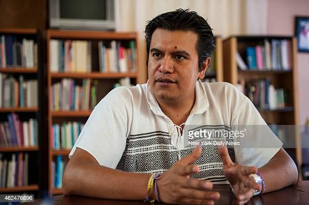 Emilio Munoz Berruecos Director of Centro Fray Julian Garces Derechos Humanos y Desarrollo Local in Tlaxcala the capital of Tlaxcala state He works...