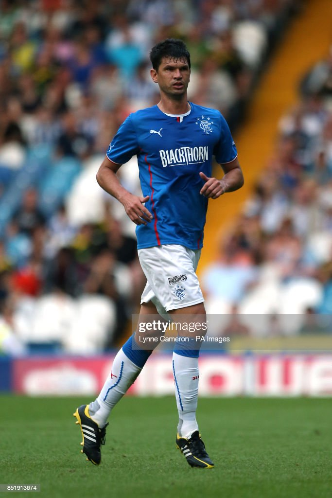 Soccer - Pre-Season Friendly - Sheffield Wednesday v Rangers - Hillsborough : News Photo