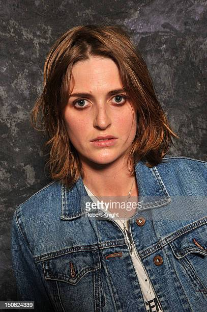 Emily Armstrong of Dead Sara portraits at the Vegas Rocks Magazine Awards 2012 at the Joint at the Hard Rock Hotel and Casino on August 26 2012 in...