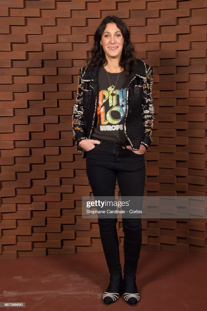 Emily Atef attends the Chanel - Collection Metiers d'Art Paris Hamburg 2017/18 at The Elbphilharmonie on December 6, 2017 in Hamburg, Germany.
