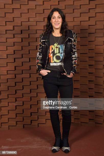 Emily Atef attends the Chanel Collection Metiers d'Art Paris Hamburg 2017/18 at The Elbphilharmonie on December 6 2017 in Hamburg Germany