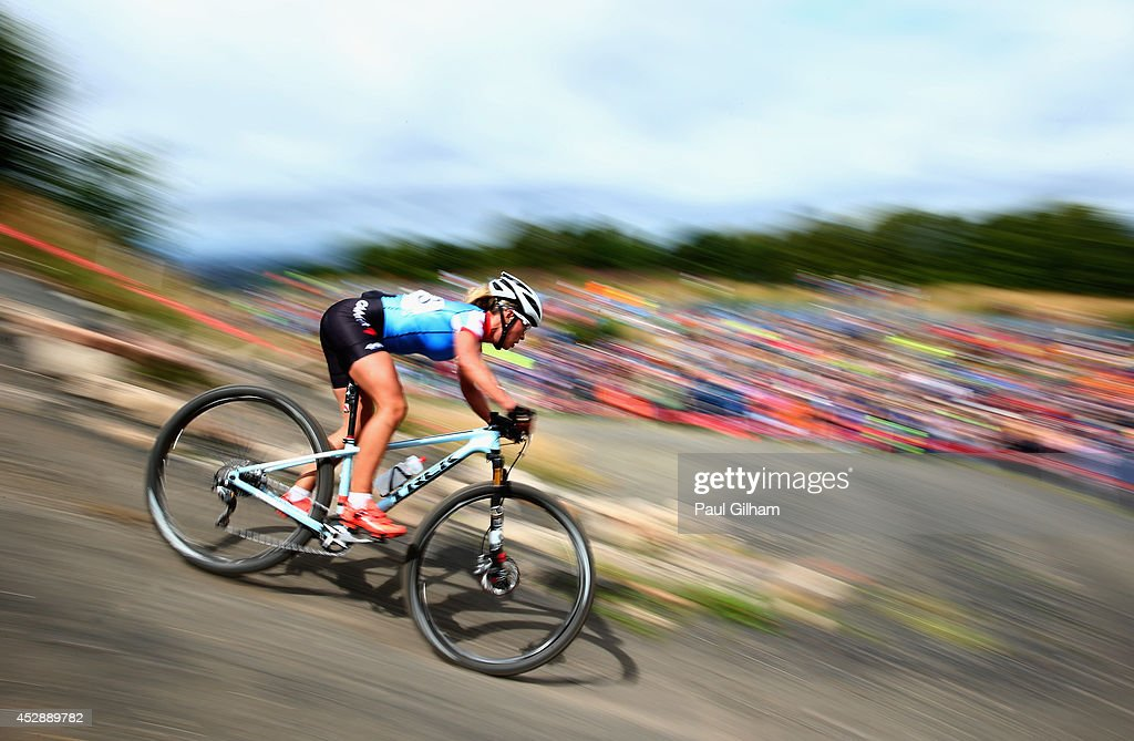 20th Commonwealth Games Day 6 Mountain Bike Photos And Images
