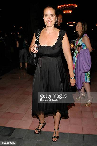 Emily Bear attends BECOMING JANE Premiere Hosted by Piaget and Miramax After Party at Bowery Hotel on July 24 2007 in New York City