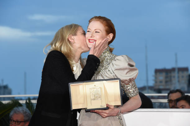 FRA: Palme D'Or Winner Photocall - The 72nd Annual Cannes Film Festival