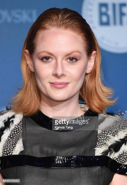 Emily Beecham attends the British Independent Film Awards held at Old Billingsgate on December 10 2017 in London England