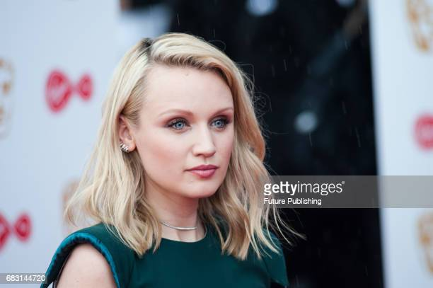 Emily Berrington attends the Virgin TV British Academy Television Awards ceremony at the Royal Festival Hall on May 14 2017 in London United Kingdom...