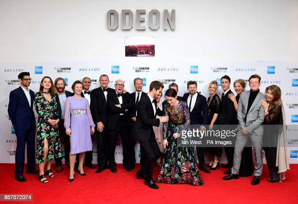 Emily Bevan Camilla Rutherford Hugh Bonneville Jonathan Cavendish Andrew Garfield Diana Cavendish Claire Foy Tom Hollander Andy Serkis Miranda Raison...