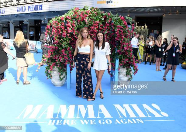 2 440 Mamma Mia Here We Go Again Photos And Premium High Res Pictures Getty Images