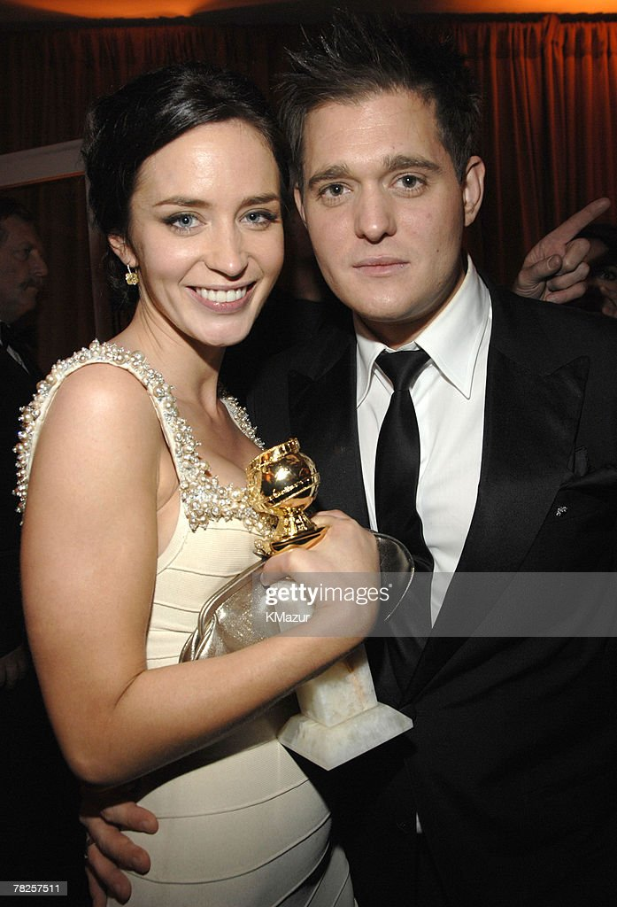In Style and Warner Bros. 2007 Golden Globe After Party - Inside : News Photo